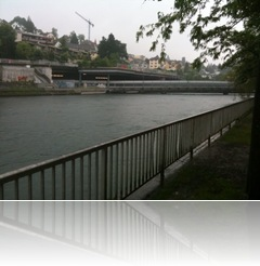 Verregnetes Luzern