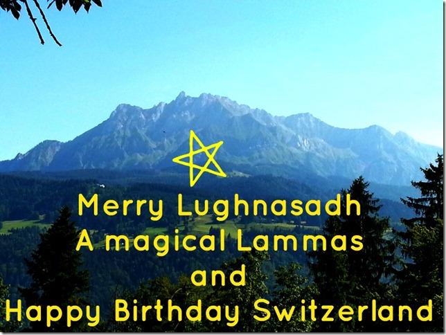 Merry Lughnasadh